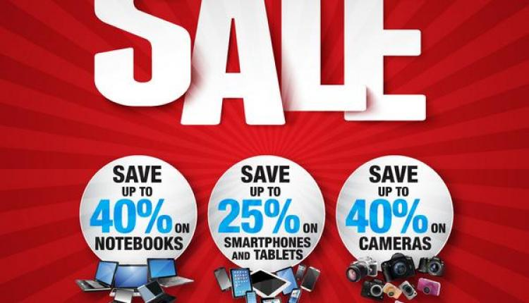 24% - 40% Sale at Plug Ins Electronix, July 2014