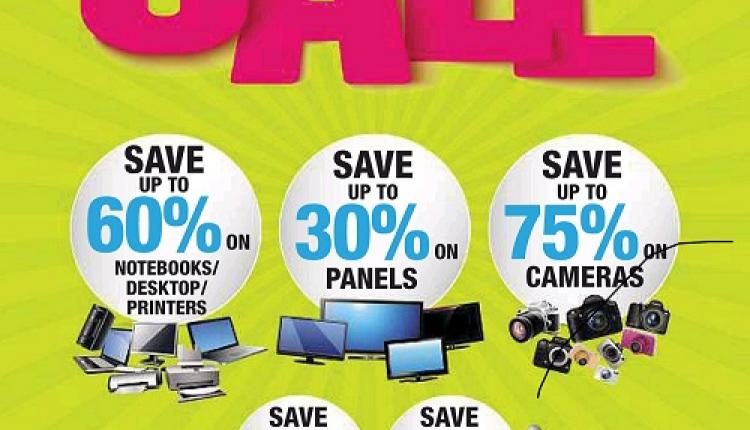 30% - 75% Sale at Plug Ins Electronix, November 2014