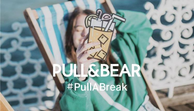 Up to 75% Sale at Pull & Bear, August 2017