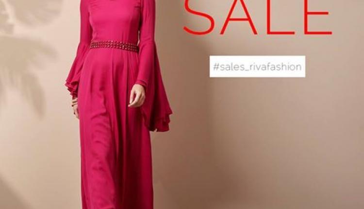 20% - 50% Sale at Riva, September 2014
