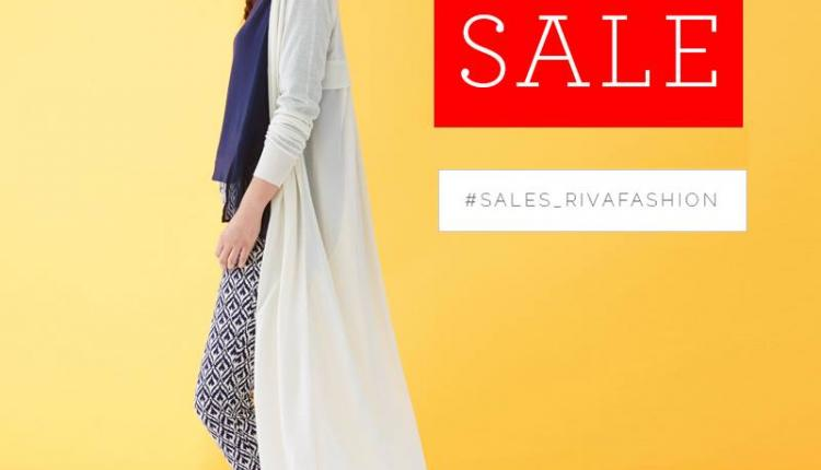 Up to 30% Sale at Riva, March 2018