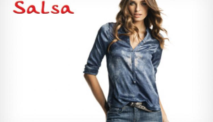 Up to 50% Sale at Salsa Jeans, May 2017