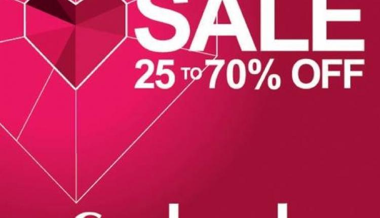 25% - 70% Sale at Splash, September 2014