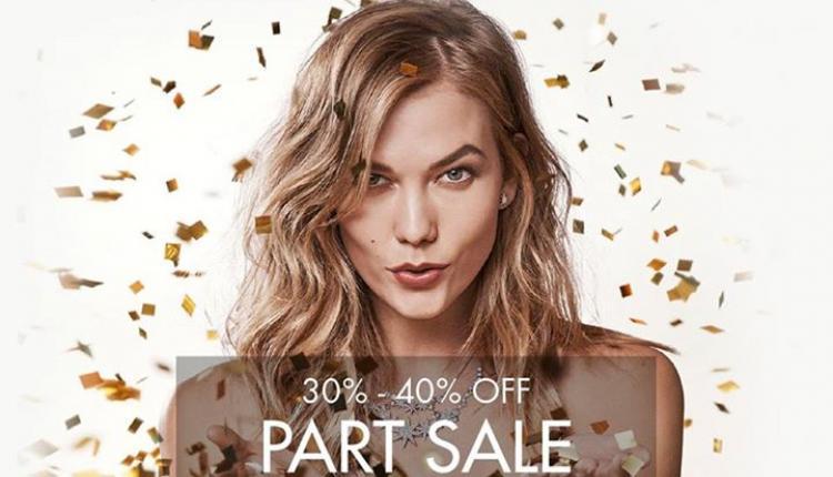 30% - 40% Sale at Swarovski, December 2016