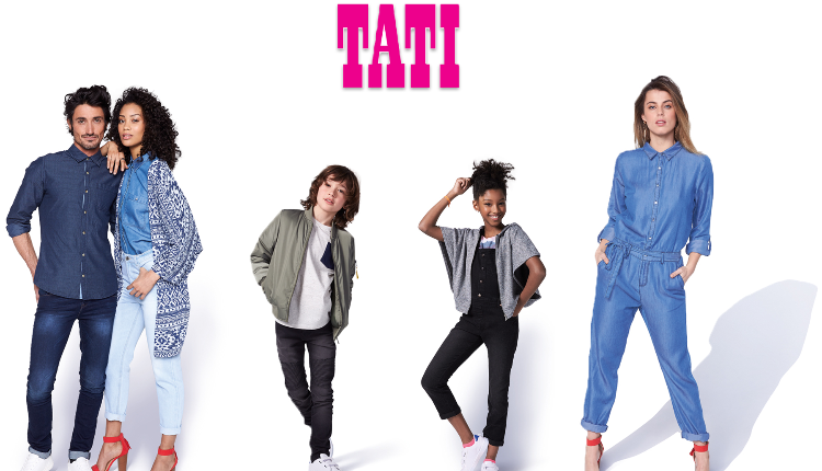 Buy 2 and get 1 Offer at Tati, November 2017