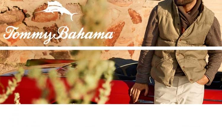 Up to 35% Sale at Tommy Bahama, May 2018