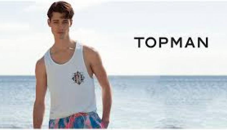 Special Offer at TOPMAN, May 2018