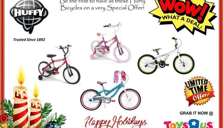 Special Offer at Toys R Us, December 2015