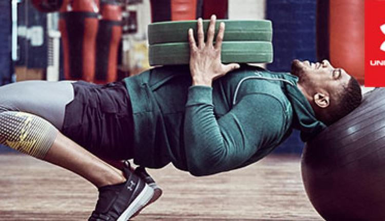 30% - 65% Sale at under armour, December 2017