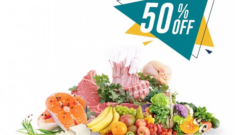 Up to 50% Sale at Union Coop, March 2018