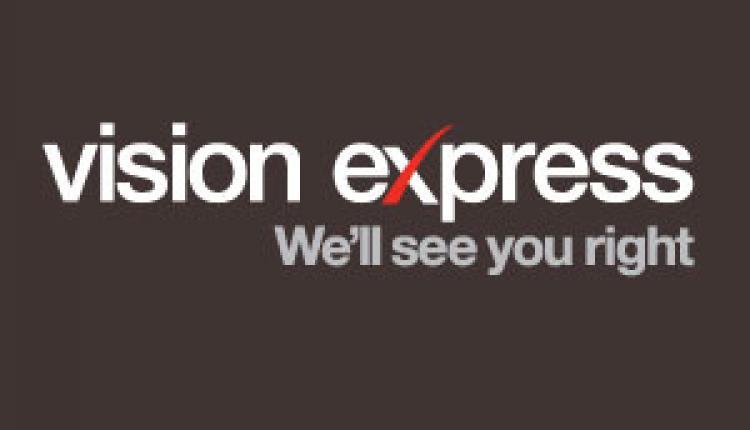 25% - 50% Sale at Vision Express, April 2018