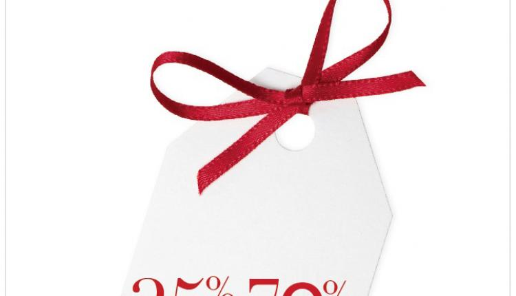 25% - 70% Sale at The White Company, March 2016