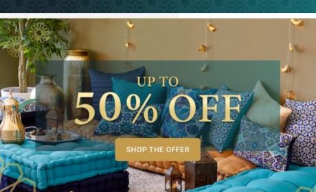 Up to 50% Sale at ACE, June 2018