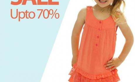 Up to 70% Sale at Adams, June 2014