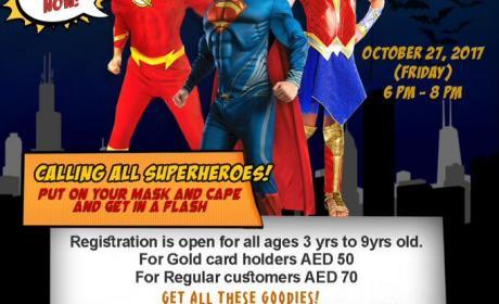 Special Offer at Adventureland, October 2017