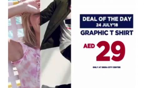 Special Offer at Aeropostale, July 2018