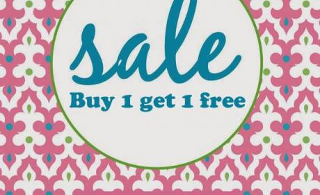 Buy 1 and get 1 Offer at Aerosoles, July 2014