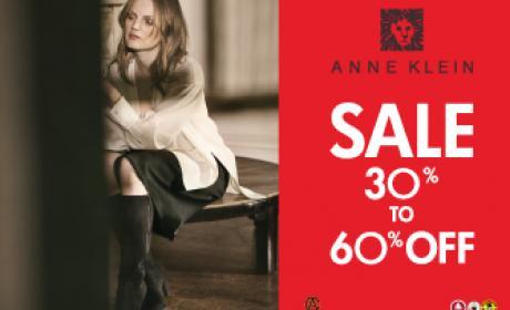 30% - 60% Sale at AK Anne Klein, January 2017