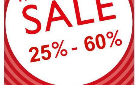 25% - 60% Sale at Al Jaber Optical, June 2014