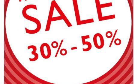 30% - 50% Sale at Al Jaber Optical, September 2014