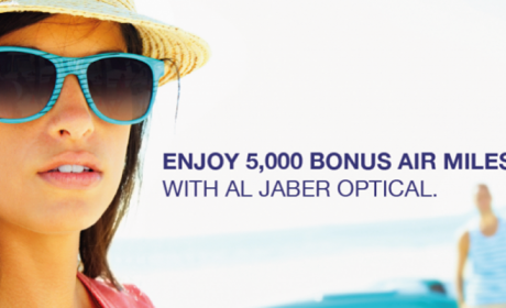 Special Offer at Al Jaber Optical, May 2014