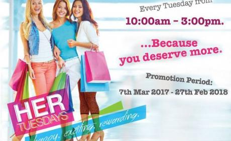 Special Offer at Al Wahda Mall, July 2017