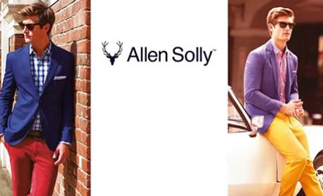 30% - 70% Sale at ALLEN SOLLY, June 2017