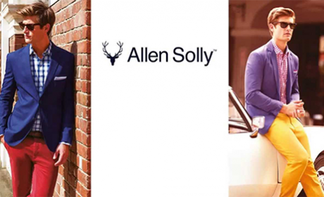 30% - 60% Sale at ALLEN SOLLY, January 2018
