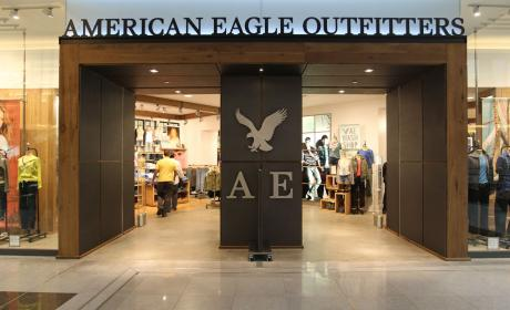 Up to 40% Sale at American Eagle Outfitters, October 2017