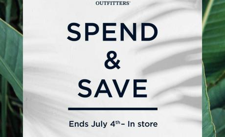 Spend 300 and get 100 AED off Offer at American Eagle Outfitters, June 2017