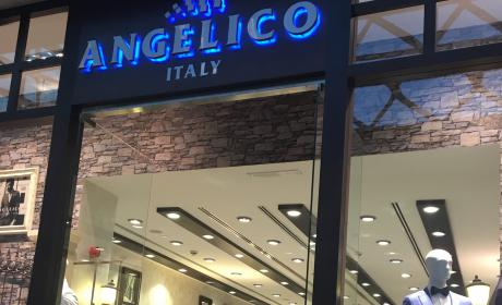 Up to 40% Sale at ANGELICO ITALY, May 2017