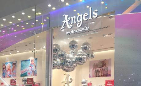 Up to 30% Sale at Angels, May 2018