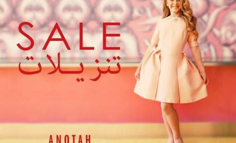 Up to 75% Sale at Anotah, September 2014