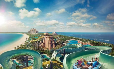 Up to 50% Sale at Aquaventure Waterpark, August 2017