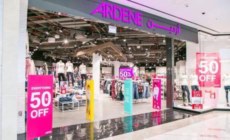 Up to 50% Sale at Ardene, May 2018