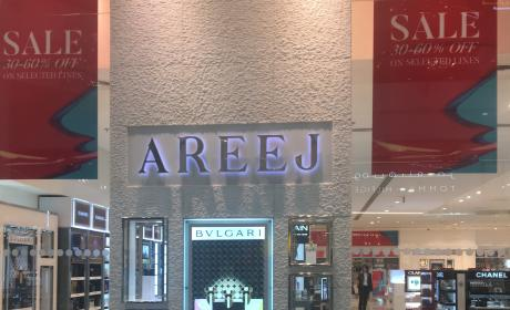 30% - 60% Sale at Areej, May 2017