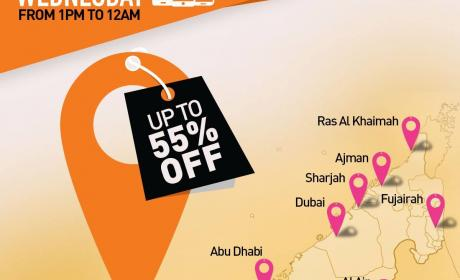 Up to 55% Sale at Axiom, June 2017