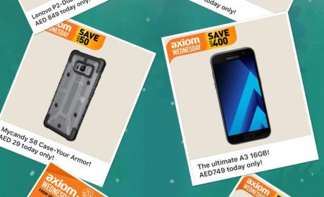 Up to 53% Sale at Axiom, June 2017