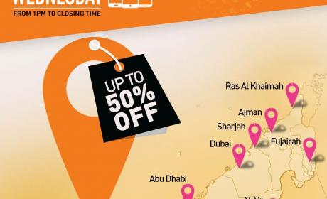 Up to 50% Sale at Axiom, July 2017