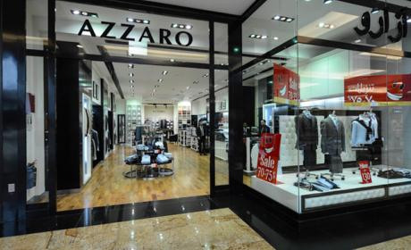 Up to 75% Sale at Azzaro, December 2017