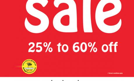 25% - 60% Sale at BabyShop, September 2014