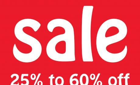 25% - 60% Sale at BabyShop, January 2015