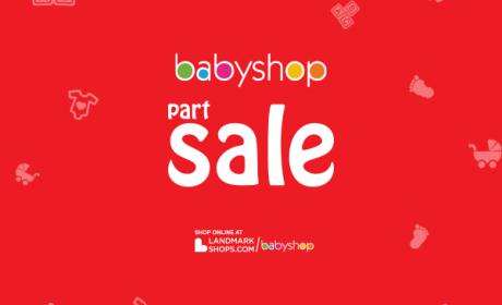 Up to 25% Sale at BabyShop, December 2016