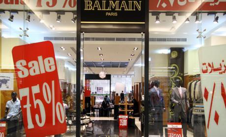Up to 75% Sale at Balmain, July 2017