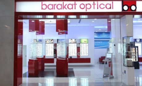 30% - 50% Sale at Barakat optical, August 2017