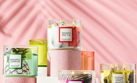 Buy 3 and get 3 Offer at Bath & Body Works, June 2018