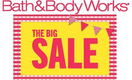 25% - 50% Sale at Bath & Body Works, February 2016