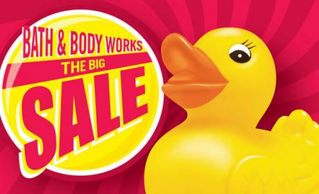 Special Offer at Bath & Body Works, August 2016