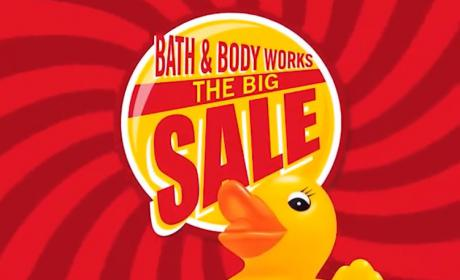 Special Offer at Bath & Body Works, July 2017