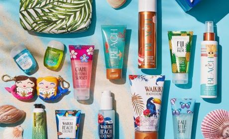 Special Offer at Bath & Body Works, January 2018